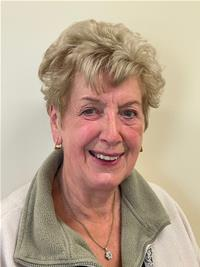 Profile image for Cllr Pam Tracey MBE